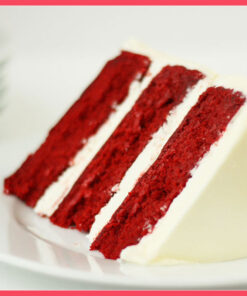Red Velvet Cheese Pastries