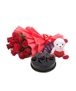 cake flower, teddy delivery in Lahore