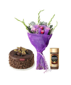 cake and coffee box delivery in Lahore