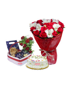 cake and flower delivery in lahore