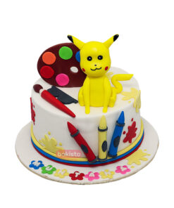 Cartoon Character Cake Ideas In Lahore