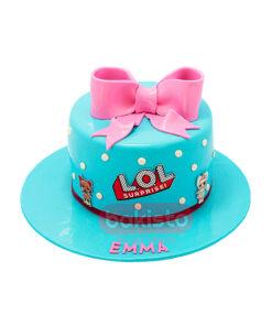 LOL Birthday Cake