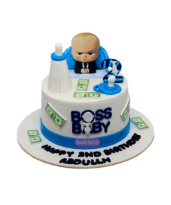 Boss Baby With Dollar