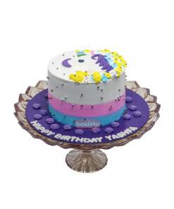 Fresh Cream Unicorn Cake