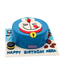 Doraemon cake in lahore