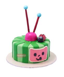 Coco melon TV Cake