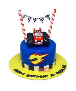 Big Car Cake